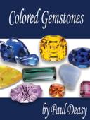 Colored Gemstones Book Cover