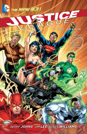 Justice League Vol. 1: Origin