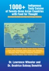 1000 Indigenous Tasty Cusine Of 23 Asian Countries-Comes With Food For Thought