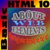 About Web Elements 10