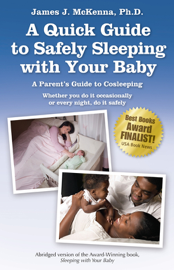 A Quick Guide to Safely Sleeping with Your Baby book