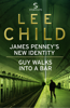 Lee Child - James Penney's New Identity/Guy Walks Into a Bar artwork