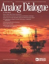 Analog Dialogue Volume 46 Number 2