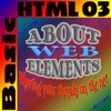 About Web Elements 03
