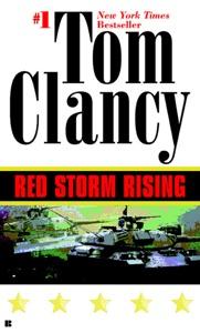 Red Storm Rising Door Tom Clancy Boekomslag