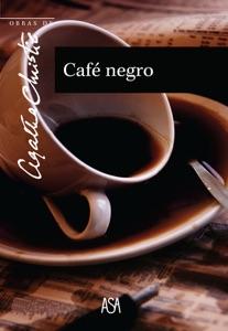 Café Negro Book Cover