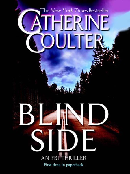 Blindside - Catherine Coulter book cover
