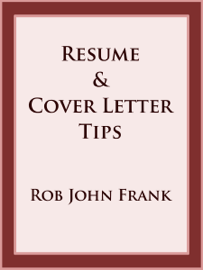 Resume & Cover Letter Tips book