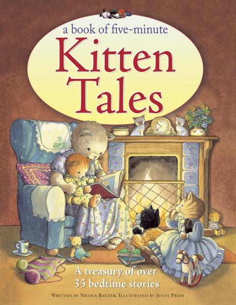 Book of Five-Minute Kitten Tales