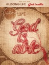 Hillsong Live - God Is Able Songbook