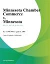 Minnesota Chamber Commerce V Minnesota
