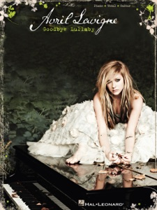 Avril Lavigne - Goodbye Lullaby (Songbook) Book Cover