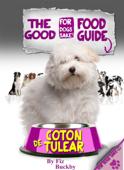 The Coton de Tulear Good Food Guide Book Cover