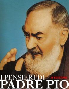 I Pensieri di Padre Pio Book Cover