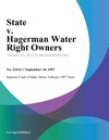 State V Hagerman Water Right Owners