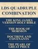 LDS Quadruple Combination