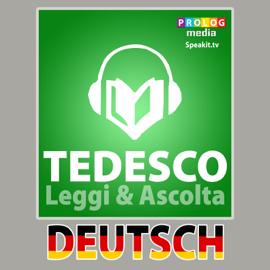 Tedesco | Leggi & Ascolta | Frasario, Tutto audio (55002)