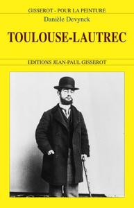 Toulouse-Lautrec La couverture du livre martien