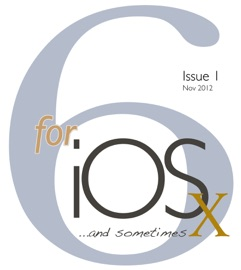 6 for iOS ...and Sometimes X - Emm Ashwell