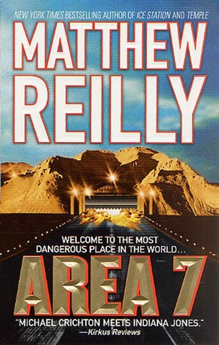Matthew Reilly - Area 7