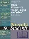 A Study Guide For David Gutersons Snow Falling On Cedars