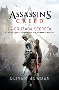 Assassain's Creed Book Cover