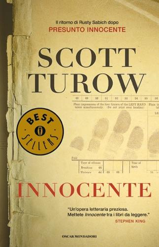 Scott Turow - Innocente