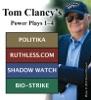 Tom Clancy's Power Plays 1-4