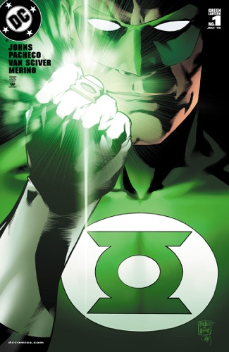 Geoff Johns, Carlos Pacheco & Ethan Van Sciver - Green Lantern #1