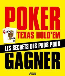 Poker Texas Hold'em : les secrets des pros pour gagner La couverture du livre martien
