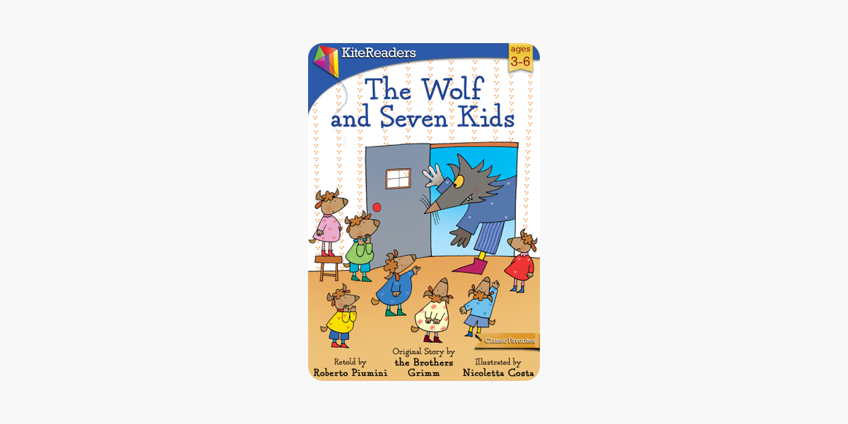 the latest a671a 57523 ‎The Wolf and the Seven Kids - Read Aloud Edition