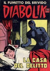 Diabolik #12 Book Cover