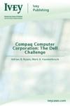 Compaq Computer Corporation The Dell Challenge