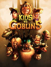 Kids vs Goblins - Stolen Couch Games