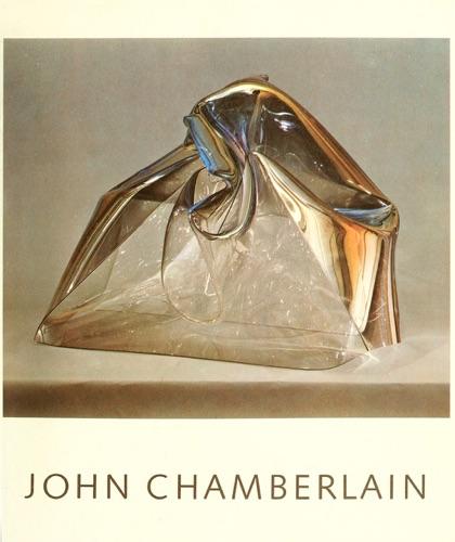Diane Waldman & John Chamberlain - John Chamberlain: A Retrospective (1971), Introduction and Conversation
