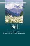 Sermons Of William Branham - 1961