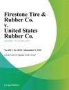 Firestone Tire  Rubber Co V United States Rubber Co
