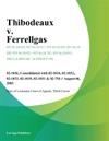 Thibodeaux V Ferrellgas