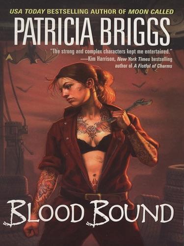 Patricia Briggs - Blood Bound