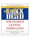 Knock Em Dead Job Search Letter Templates