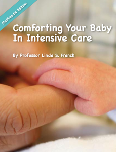 Comforting Your Baby In Intensive Care Book Review