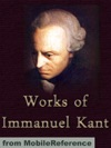 Works Of Immanuel Kant