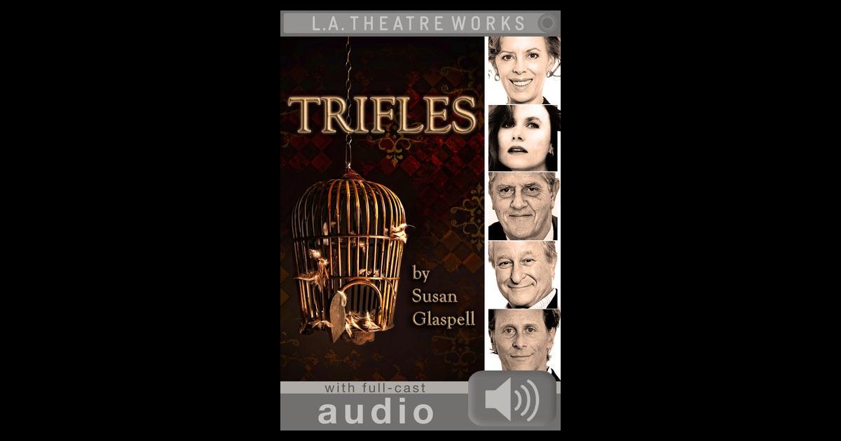 Understanding Feminism in Susan Glaspell's Trifles