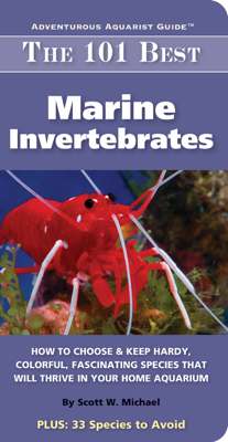 101 Best Marine Invertebrates - Scott W. Michael book