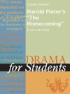 A Study Guide For Harold Pinters The Homecoming