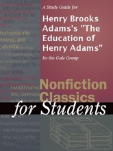 A Study Guide for Henry Brooks Adams's