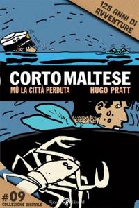 Corto Maltese - Mū #9 Book Cover