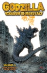Godzilla Kingdom Of Monsters Volume 3