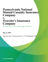 Pennsylvania National Mutual Casualty Insurance Company V Travelers Insurance Company