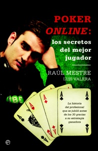 Póker online: los secretos del mejor jugador Book Cover